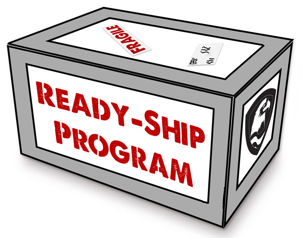 Ready-Ship Program - Heat Treat Ovens