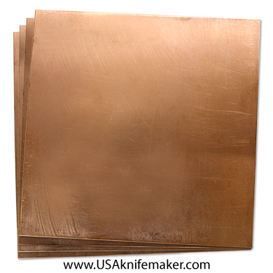 Copper - Bar & Sheet