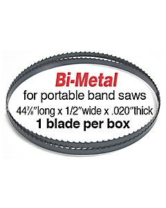 Saw Blades For Band Saws & More