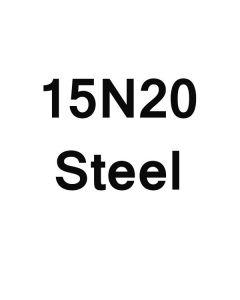 15N20 Steel