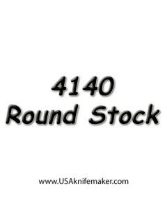 4140 Round Stock Steel