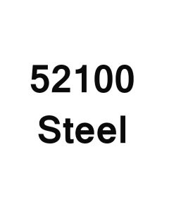 "52100 Bar Stock Steel .094"" Thickness - See Length Note"