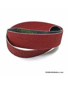 "3M™ Cubitron™ II Cloth Belt 984F, 2""x72"""