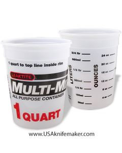 Quart Measuring/Mixing Cup