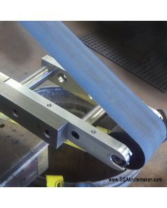 Small Wheel Roller Holder and Tool bar for Bader and TW90 Grinder