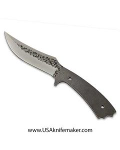 Hunting Knife Blade Blank 029