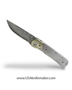 Damascus Folder SMC15