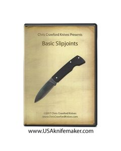 DVD - Basic Slipjoints with Chris Crawford