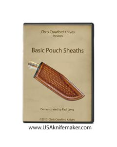 Basic Pouch Sheaths by Paul Long