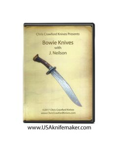 DVD - Bowie Knives with J. Neilson