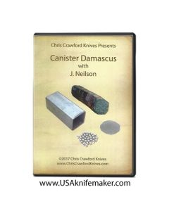 DVD - Canister Damascus with J. Neilson