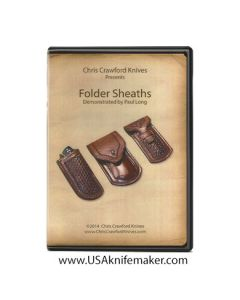 DVD Folder Sheaths w/ Paul Long