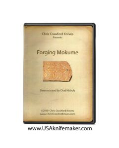 Forging Mokume with Chad Nichols