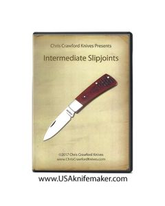 DVD - Intermediate Slipjoints with Chris Crawford