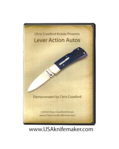 DVD - Lever Action Autos w/ Chris Crawford