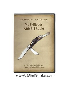 DVD - Multi-Blades with Bill Ruple