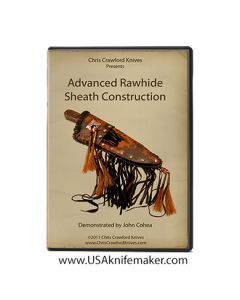 Advanced Rawhide Sheath Construction - Cohea