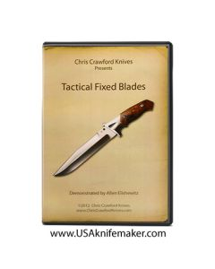 Tactical Fixed Blades featuring Allen Elishewitz