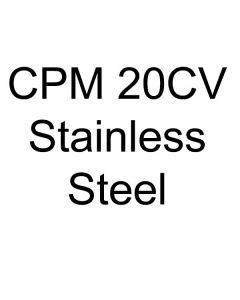 CPM 20CV Steel