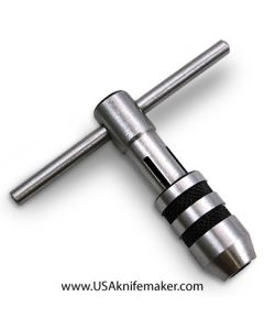 T Handle Tap wrench for #0-#6