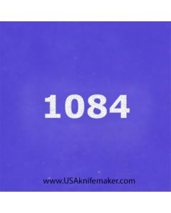 "Stencil -""1084"" - one image - approx 1"" x 2 1/2"" in size"