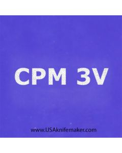 "Stencil -""CPM 3V"" - one image - approx 1"" x 2 1/2"" in size"