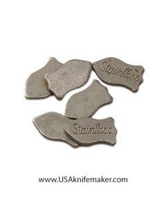 "S&T - #S427 Shield - Shrade - SS - 0.37"" x 0.19"" x 0.30"""