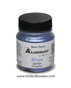 Alumidust Metallic Blue Powder