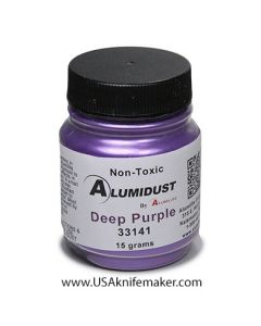 Alumidust Metallic Powder - Deep Purple