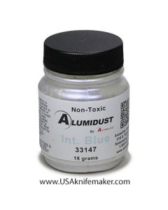 Alumidust Metallic Powder - Interference Blue