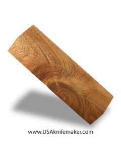 """Koa Block #3001- Stabilized - 1"""" x 1.5"""" x 5"""""""