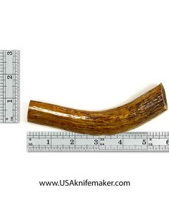 Red Stag Roll Knife Handle Material #1385