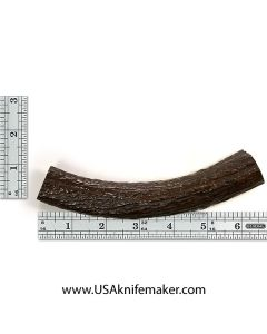 Red Stag Stick Knife Handle Material #1527