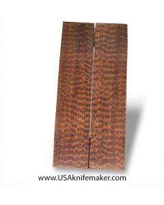 Snakewood Knife Handle Scales #1048