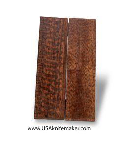 Snakewood Knife Handle Scales #1075