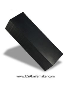"UltreX™ Burlap - Black 1.5"" - Knife Handle Material"