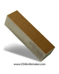 UltreX™ Canvas Blocks- Natural- Knife Handle Material