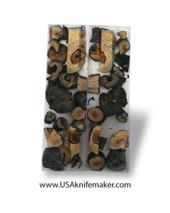 "Hybrid Wood- Grapevine- Scales- #064 - .375"" x 1.75"" x 6"""
