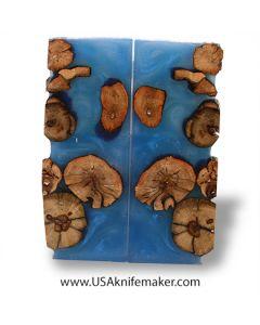 Hybrid Wood- Grape Vine Blue- Scales- #01