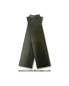 "Canvas - OD Green Canvas 1/8"" - Knife Handle Material"