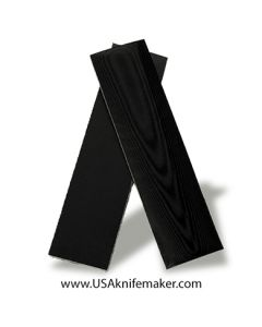 "UltreX™ Linen - Black - 3/8"" - Knife Handle Material"