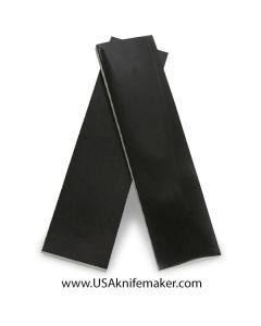 """Paper - Black Paper 1/4"""" - Knife Handle Material"""