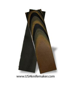 "UltreX™ Canvas - Camo - 3/8"" - Knife Handle Material"