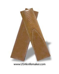 "UltreX™ Linen - Natural - Light Brown - 3/16"" - Knife Handle Material"