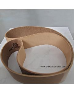 "2"" x 48"" Leather Sharpening Belt 8/9oz"