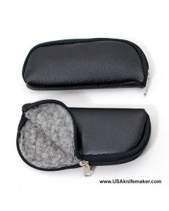 "Knife Case K2 Zip Vinyl 4""x2"""
