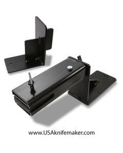 Bench Mount Knife Vise & Bench Vise Mount Option