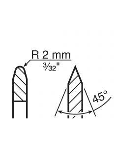 LA-124 Set of Optional Narrow Discs