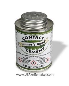 Tanner Bond Contact Cement 8oz Craftsman # S-5274