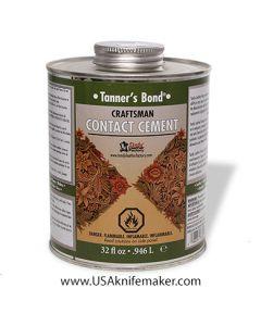 Tanner's Bond - Contact Cement Quart